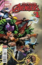 The New Avengers #1 (2015) Marvel Comics