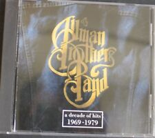 The Allman Brothers - A Decade of Hits 1969-79 CD - 1991 Polydor