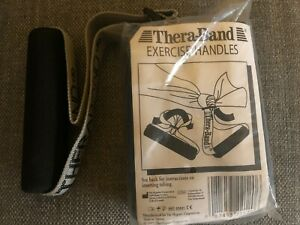 Resistance Band Handles - TheraBand (Two per pack)