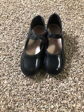 Girls Capezio Size 12 And 1/2 Tap Shoes