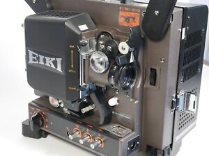 EIKI 16mm sound Movie Projector NT-1. f/1.2   50mm lens