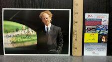 Art Garfunkel Autograph JSA CERTIFIED Signed Photo Card SIMON GARFUNKEL MUSICIAN