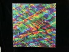 Psychedelic BLOTTER ART - 900 Squares perforated sheet - 7.5 x 7.5 - Top Quality