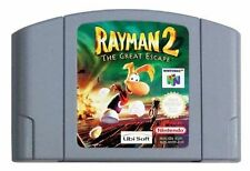Platformer Video Game for Nintendo 64