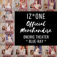 IZ*ONE Online Concert [ONEIRIC THEATER] Blu-ray & Kit Video - Choose Member/Ver