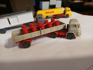 Wiking 1/87 51* MAN 415 With Barrell Trailer