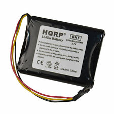 HQRP Battery for TomTom 6027Z0090721, XXL 540S, XXL540, XL IQ, V3