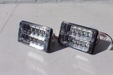 Pair of WHELEN 400 series LED modules (RED) for Edge Freedom 9M lightbar 12V