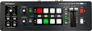 Roland V-1SDI 4-Channel HD Video Switcher FACTORY B-STOCK SAVE!