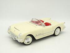 Solido SB 1/18 - Chevriolet Corvette 1953 Blanco
