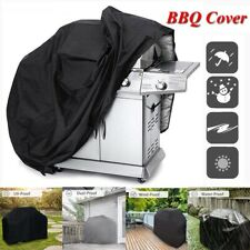 Extra Large BBQ Cover Heavy Duty Waterproof Garden Barbecue Gas Grill Protector
