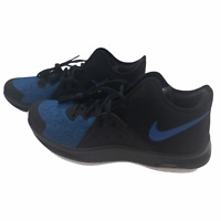 Nike Men's Air Versitile III Athletic Basketball Shoes Blue Black Size 11 New