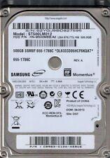 Samsung ST500LM012 HN-M500MBB/A2 500GB MAC 655-1786C