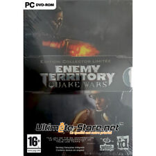 Enemy territory : quake wars - ?dition collector limitee
