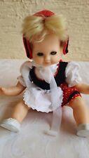 Alte Schildkröt Puppe Schlummerle, ca.70/80iger Jahre