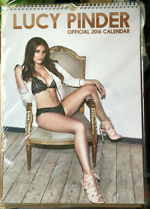 Lucy Pinder official calendar 2016 - for collectors (A3 size) brand new