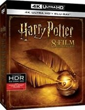 Harry Potter 8-Film Collection (8 4K Ultra HD + 8 Blu-Ray Disc)