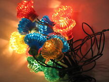Ny Christmas Tree Light Garland Ornament Toy Spark Snowflake Russian Soviet Old