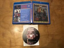 Zombi Ritual Blu ray*Extremely Rare*Obscure Horror*Low Budget*English Subs*