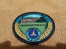 MERCEDES BENZ CLUB OF AMERICA - WASHINGTON D.C. ~ STARFEST 88 PATCH & KEY CHAIN