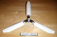 Lego Helicopter Rotors White 3-Axle Hub 9450 Wind Turbine Blade