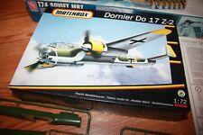 Matchbox Dornier Do 17 Z-2 Model Kit 1/72 scale