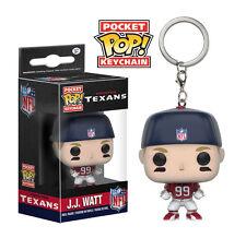 Figurine FUNKO Porte-clé - Keychain - NFL - J.J.Watt - Texans - Neuf !