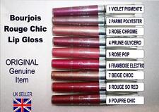 Bourjois Rouge Pop Chic Lipgloss 4.5ml 6 Framboise Electro