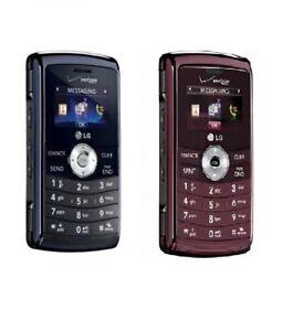 LG EnV3 VX9200 - Red / Blue (Verizon) Cellular Phone Must Read