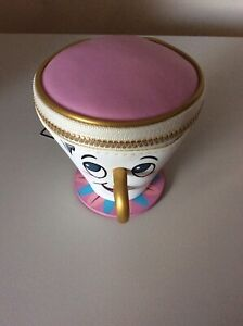 Disney Primark Beauty and The Beast Chip Coin Purse **NEW**
