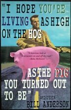 I Hope You Are Living As High on the Hog As the Pi