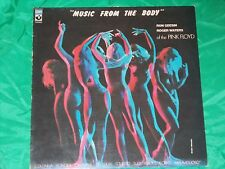 RON GEESIN & ROGER WATERS - MUSIC FROM THE BODY vinile I° stampa IT