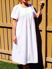 BNWT 100% Cotton Audrey Nightie  S - 4XL - New stock just arrived