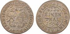 Allemagne, 1/12 thaler (doppel groschen), Saxe, Jean-Georges IV, 1694, argent-29