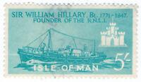 (I.B) Elizabeth II Revenue : Isle of Man 5/-