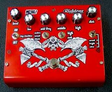 Richtone Metal Distortion Guitar Effects Pedal RTML1 627843125228