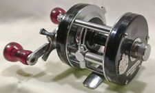 Abu Garcia Ambassadeur 5500C High Speed Black w/ Red Casting Fishing Reel Sweden