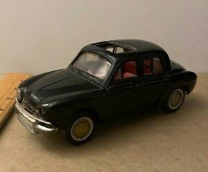 Vintage Hubley Renault Dauphine Toy Car