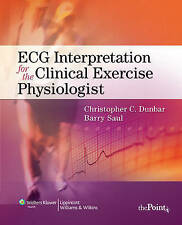 USED (GD) ECG Interpretation for the Clinical Exercise Physiologist (Point (Lipp