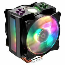 Cooler Master MasterAir MA410M RGB LED Lighting CPU Air Cooler for AMD/Intel