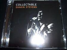 Shakin Stevens Collectable (Australia) CD DVD – Like New
