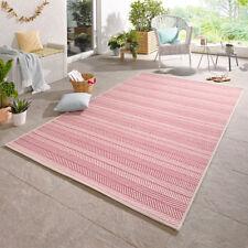 Design Outdoorteppich Caribbean Rosa Pink 160x230 cm