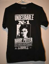 Harry Potter Undesirable No. 1 T-Shirt Medium Black