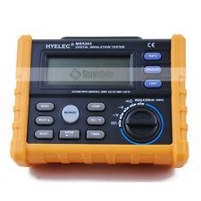 HYELEC MS5203 Digital Megger 1000V Digital Insulation Resistance Tester Meter