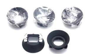 5 Eye Cups for Yashica / Contax NEW Eyecup Cup in Plastic FR1, FX-3,FX-D,FX-7