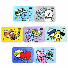 Authentic Official BT21 Character BTS Flannel Woolen Blanket + Tracking