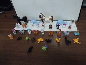 lego friends animals lot