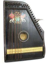 More details for vintage german autoharp konzert gitarre zither marke