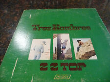 ZZ Top ( Tres Hombres ) 1973 Vinyl LP London Records XPS-631