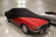 INDOOR CAR COVER MERCEDES BENZ 107 SL 1971-1989 BESPOKE > TAILORED > CUSTOM R107